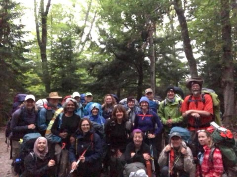 Congratulations to the 2019 Beginning Backpacking Class!