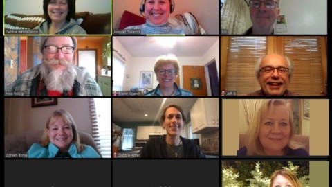 Going remote with Solar SC……Brady Bunch style