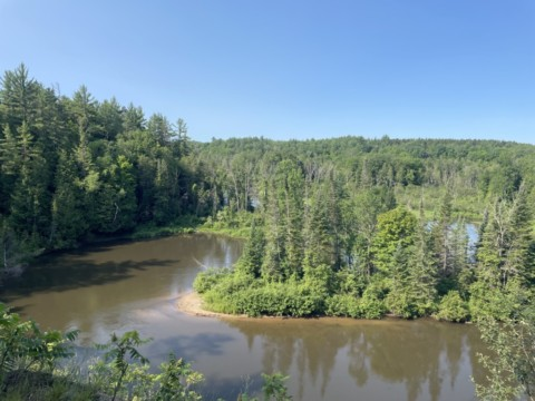North Country Trail – Old US 131 Campground to Kalkaska