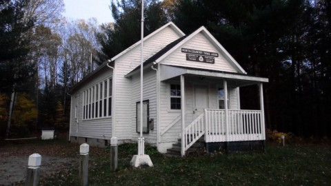 Birch Grove Schoolhouse Weekend