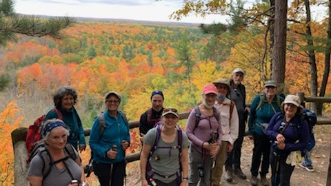 Northern Michigan Adventures and Spectacular Autumn Colors!